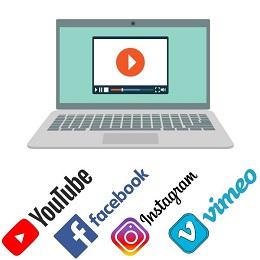 online marketing kivitelező videó készítés